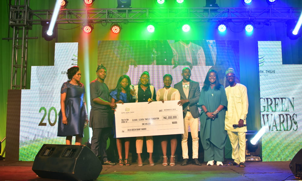The Green Awards 2019 was a Celebratory Event for People who promote Environmental Preservation &  Sustainability