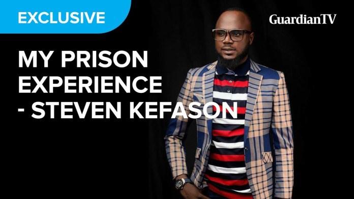 Journalist Steven Kefason narrates his Gruesome Ordeal in Kaduna Prison for GuardianTV   Watch
