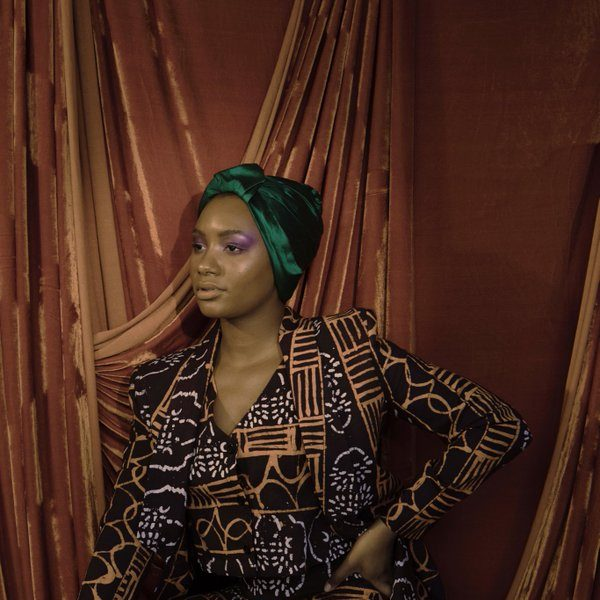 A Temi Otedola & Orange Culture Collab is Coming, and their Teaser Videos Celebrate African Style   WATCH