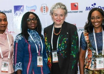 Over 2000 Women shared Conversations on Empowerment & Capacity Building at the 2019 WIMBIZ Conference