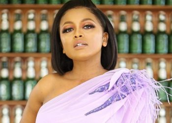 Lerato Kganyago Served Unabashed Glamour Last Weekend With Two Looks By Gert Johann Coetzee