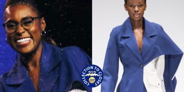BN Collection to Closet: Issa Rae In Thebe Magugu