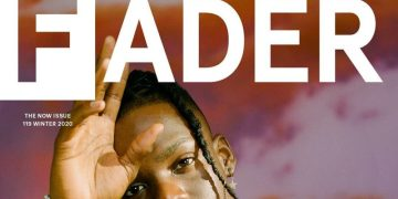 Rema the Bad Commando covers FADER's NOW Issue