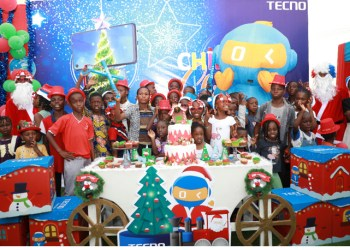 TECNO brought Pure Joy to the Hearts of Many this Festive Season & it was Worth Every Second