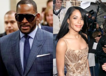 R. Kelly faces Bribery Charges for 1994 Marriage to 15-year-old Aaliyah