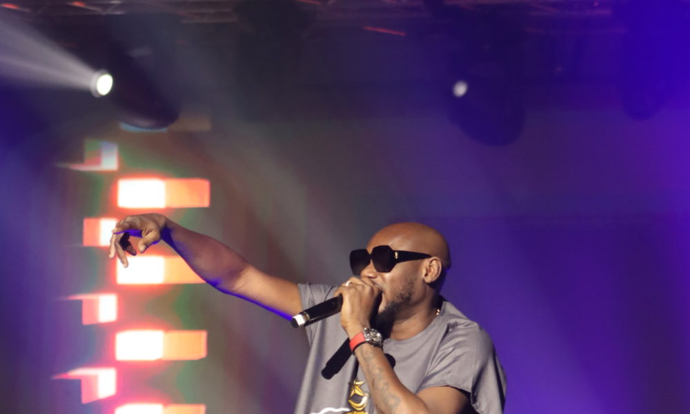 2Baba rocked it like a Legend at his #20YearsAKing Concert & We Loved Every Bit of It