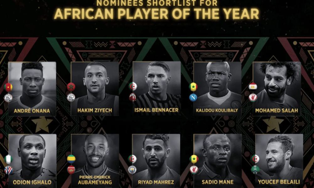 Odion Ighodalo, Asisat Oshoala, Victor Osimhen Make CAF 2019 Awards Shortlist | Check out the Full List