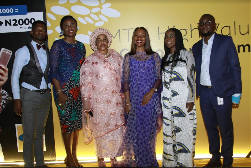 MTN Nigeria hosts its High-End Customers to an Exquisite Dinner