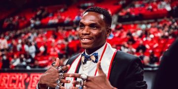 Divine Oduduru Graduates from Texas University