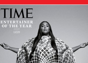 "Lizzo is TIME's 2019 ""Entertainer of the Year"""