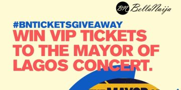Hey BellaNaijarians! Heres How You Can Win VIP Tickets to Attend The Mayor of Lagos Concert on Saturday, 14th December