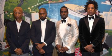 Everyone Was Present at P. Diddy's Lavish 50th Birthday Party