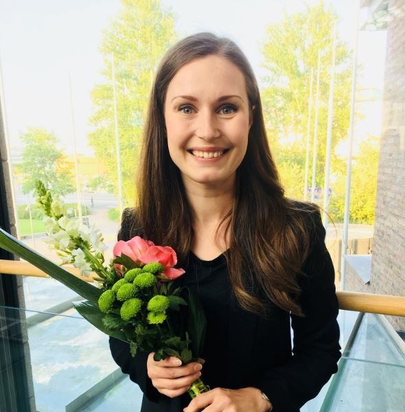 Sanna Marin of Finland Becomes the Youngest Serving Prime Minister in the World