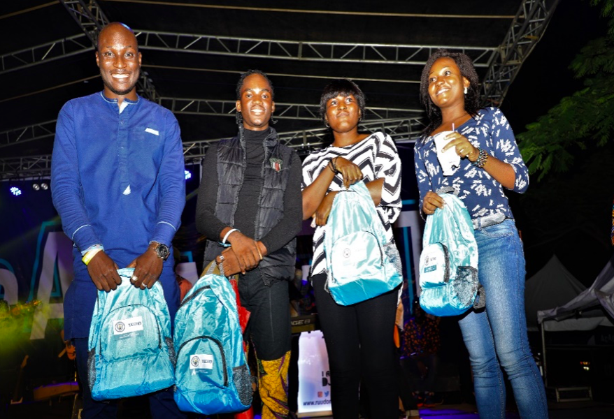 TECNO, IManage Africa & ScholarX reward Winners in the AcadaFest Scholarship 2019