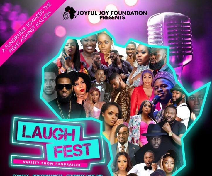 The Joyful Joy Foundation invites You to 'Laugh for a Cause' at the 3rd Edition of its Annual Fundraiser, LaughFest