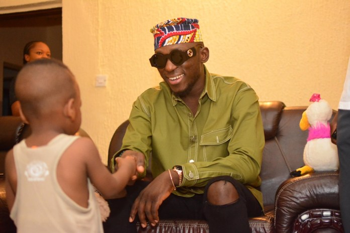 DJ Spinall & Zoro brought the Party to a Fan's House Courtesy MTN Pulse & It was