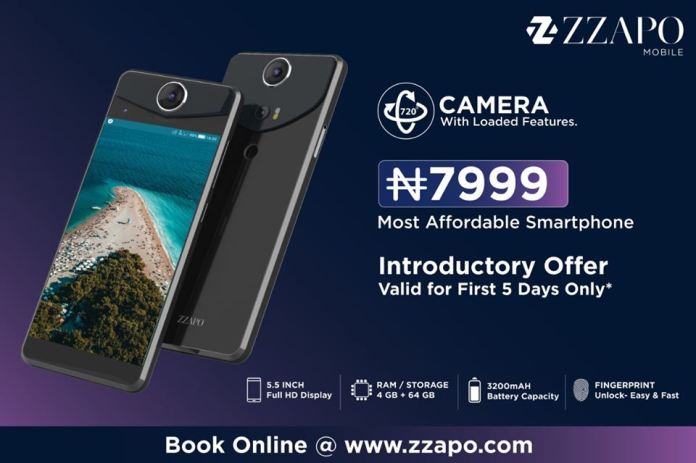 Introducing the New Zzapo Mobile Smartphones + We are Here for its Affordability & Amazing Features