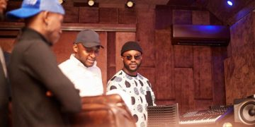Ubi Franklin, Iyanya & Tekno are Making Music Together Again