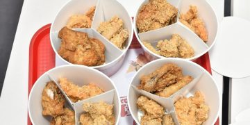 Here are the Finger-lickin Moments from KFC's 10th Anniversary & Outlet Launch at Circle Mall & Landmark
