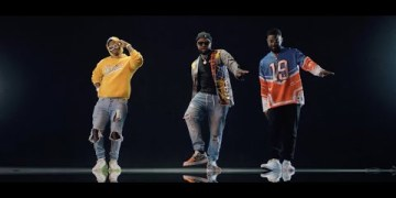 New Video: Skales feat. Harmonize & Falz  Oliver Twist (Remix)