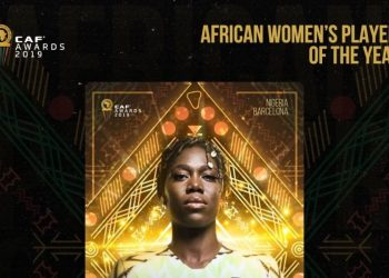 Nigeria's Asisat Oshoala & Senegal's Sadio Mane Named CAF 2019 African Players of the Yr| See Full List