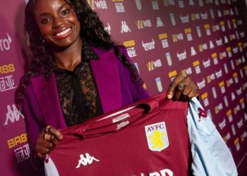 We are so Proud of Eniola Aluko for Becoming the First Aston Villa Women's Sporting Director