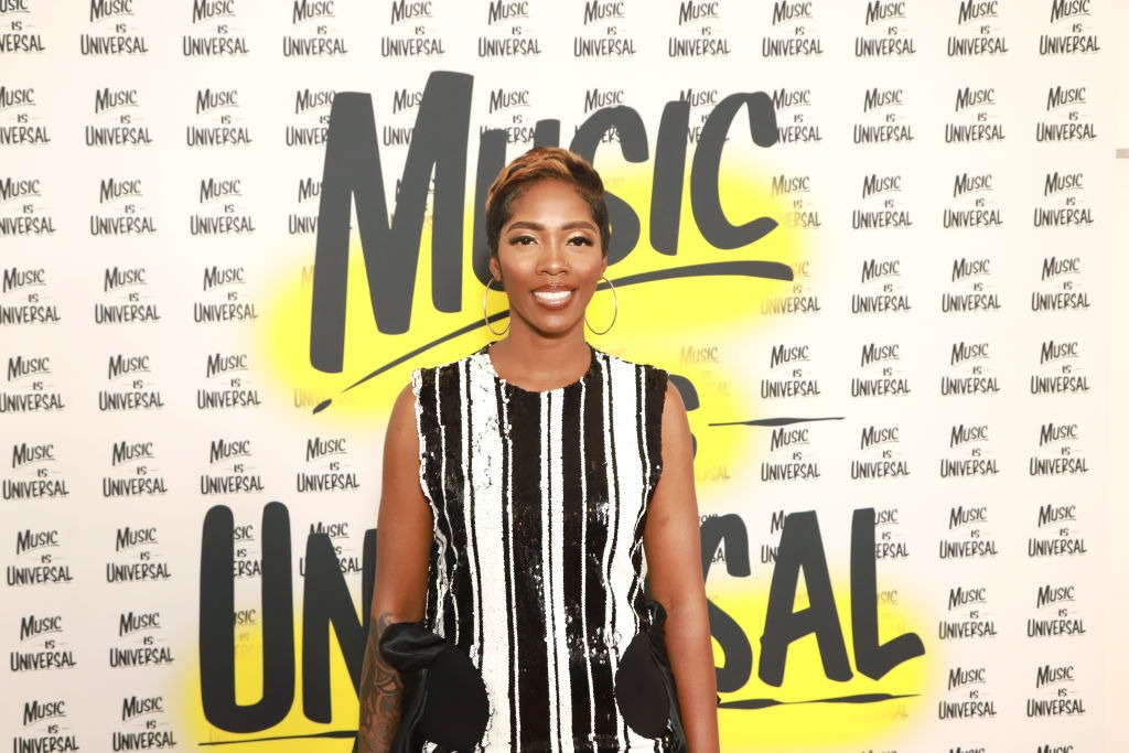 Tiwa Savage gave an Electrifying Performance at the Sir Lucian Grainges 2020 Artist Showcase