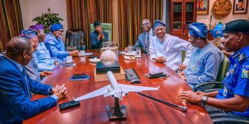 Federal Government & South West Governors reach an Agreement over Amotekun