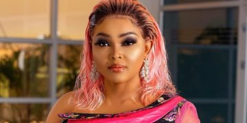 Mercy Aigbe is Offering her Support to Victims of Domestic Violence Everywhere