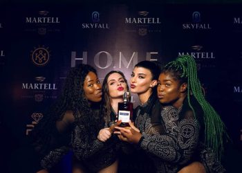 "Martell Nigeria promised a Superb Beach Party and Delivered Nothing Less at ""Rendezvous With Martell"""
