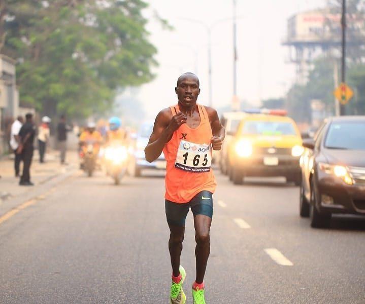 We Have A Winner! David Barmasai Tumo Wins the 2020 Access Bank Lagos City Marathon