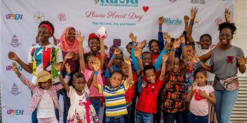 Lluvia Health marks Valentine's Day with a Playdate for Children Living with Chronic Medical Conditions