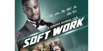 "The Most Dangerous Heist is about to go Down in Darasen Richards' ""Soft Work"" Starring Alex Ekubo, Shaffy Bello & Mofe Duncan 