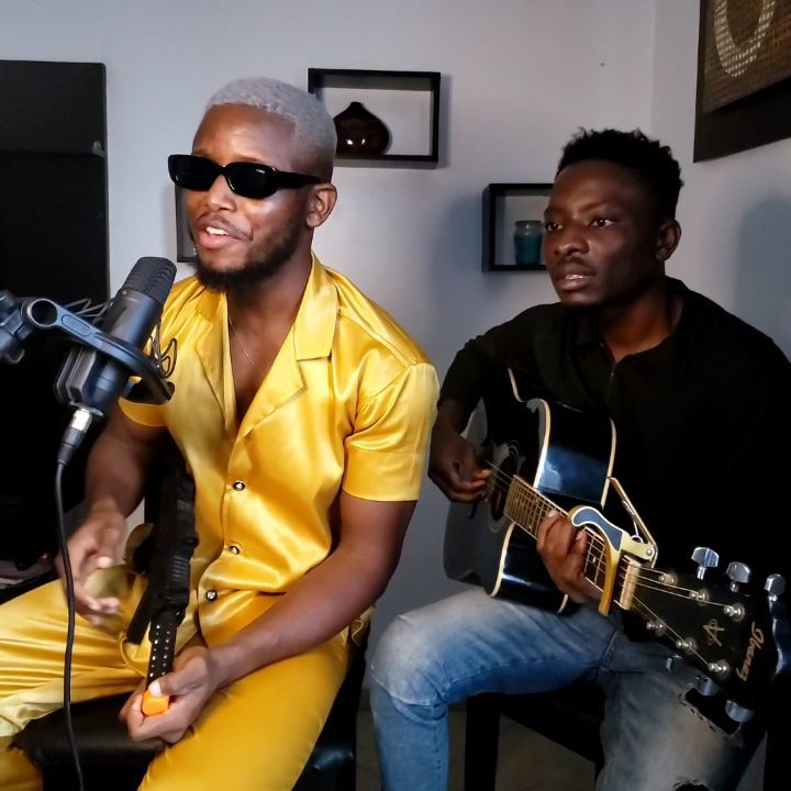 """WATCH Chike Play All Your Fave Songs on the """"Boo of the Booless"""" Album 