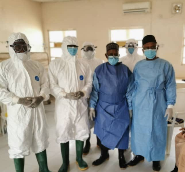 Great Information! Six of Nigeria's Coronavirus Patients have Recovered & will be Discharged on Friday