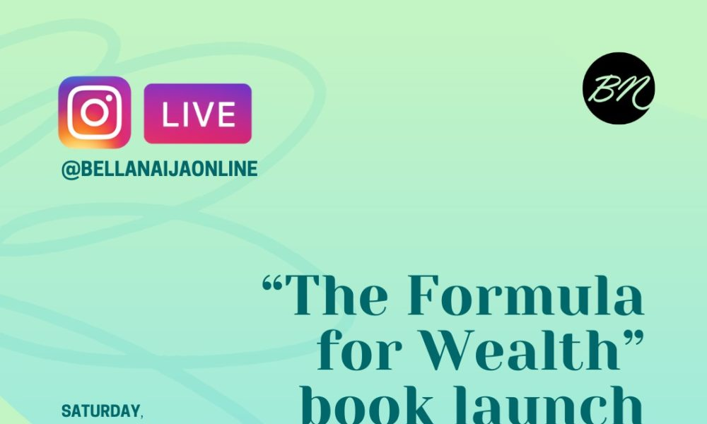 Need to Understand the Principles of Wealth Creation? This InstaLive Session with Femi Pedro & Arese Ugwu is For You