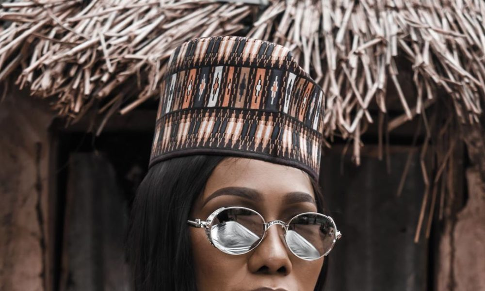 Ogwa Iweze and David Adikwu Channel Modern Tradition In Shushi Shades Campaign