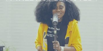 New Video: TY Bello  I Will Not Be Moved (Spontaneous Worship)