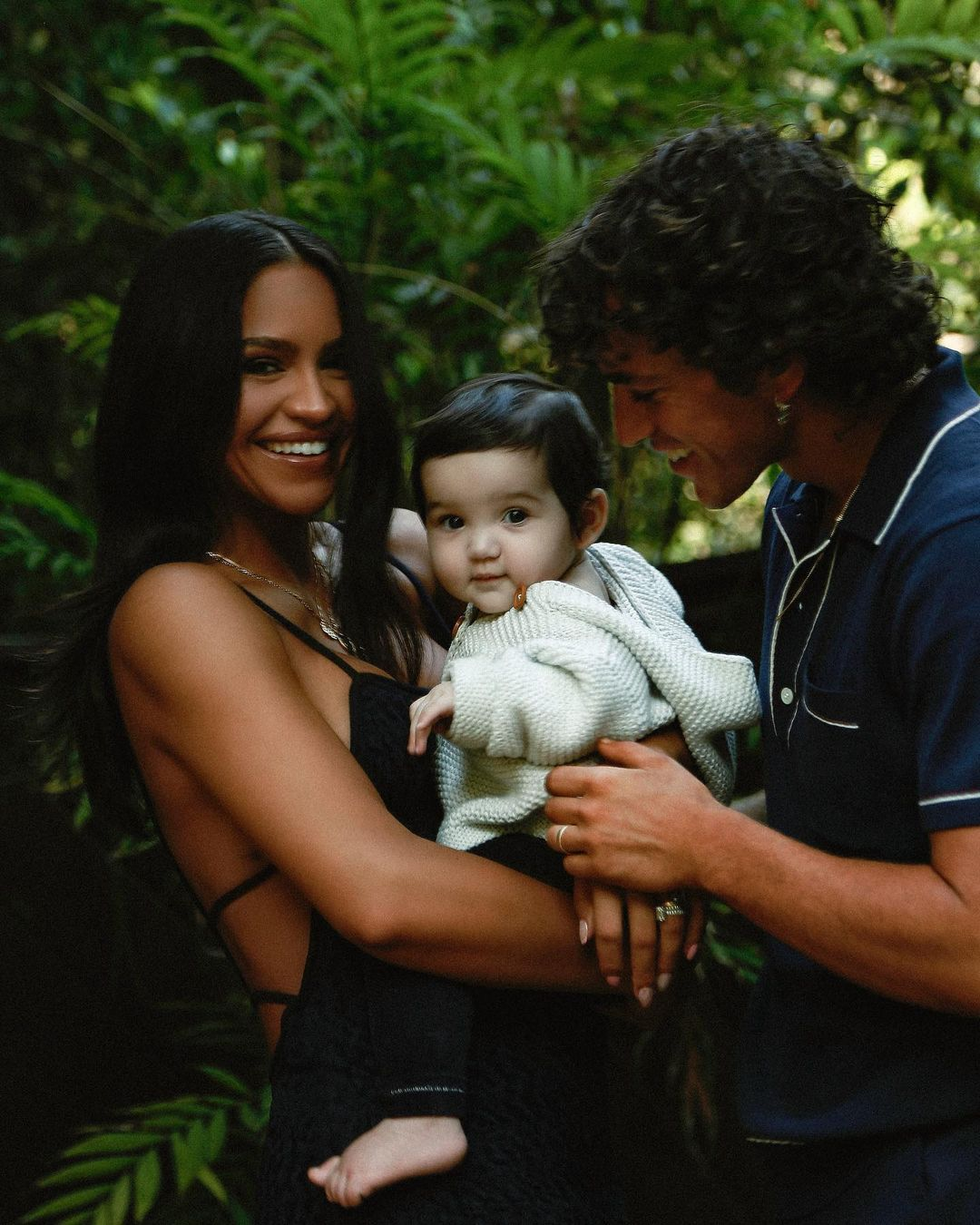 """""""Totally Unexpected, But We're So Excited!""""-Cassie Opens Up On Second Pregnancy"""