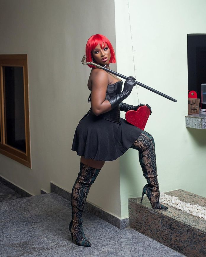 Check Out Looks From The Premiere Of Nneka The Pretty Serpent Here 10