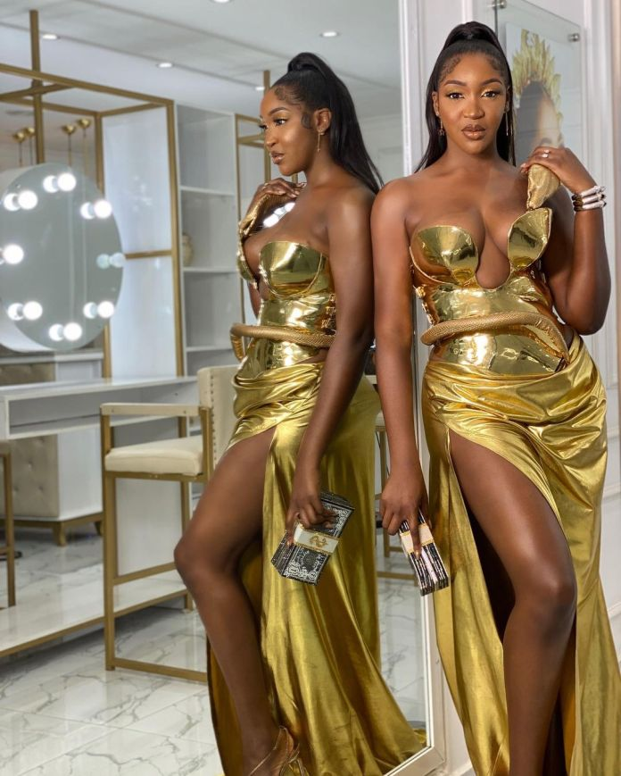 Check Out Looks From The Premiere Of Nneka The Pretty Serpent Here 1