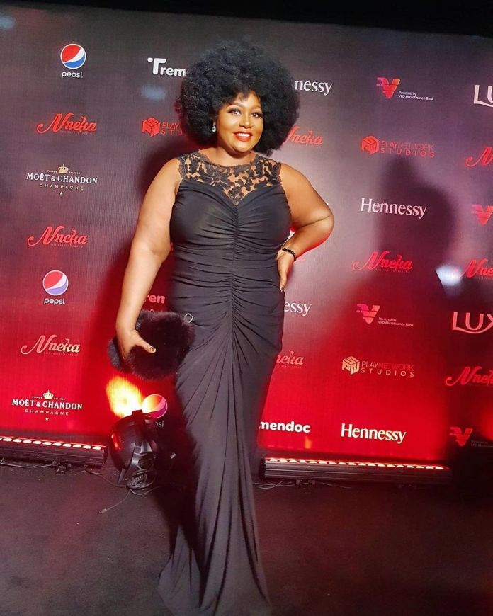 Check Out Looks From The Premiere Of Nneka The Pretty Serpent Here 11
