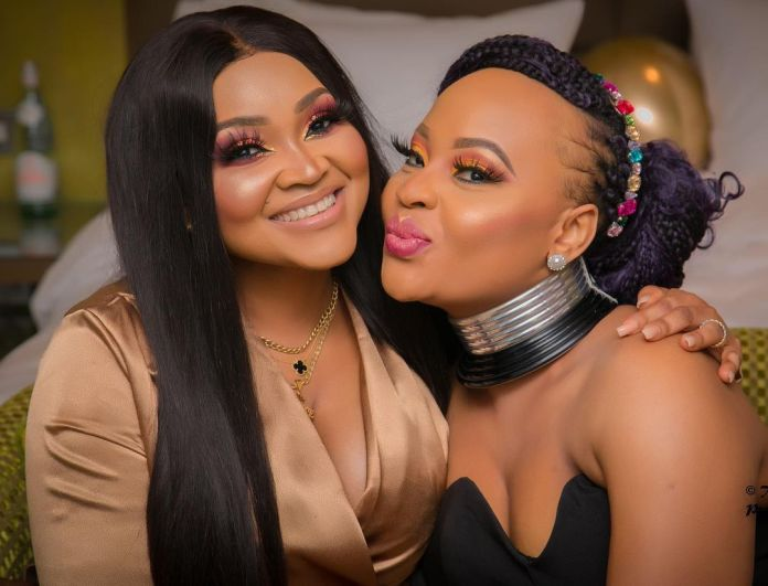 Take A Look At Pictures From Mercy Aigbe's Birthday Party 1