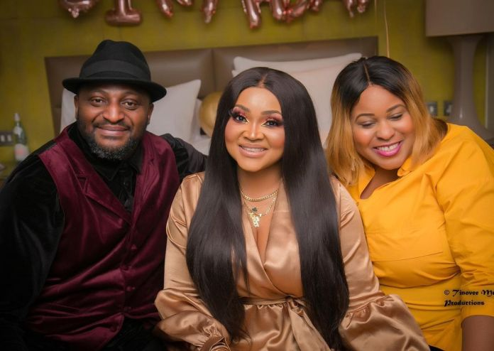 Take A Look At Pictures From Mercy Aigbe's Birthday Party 9