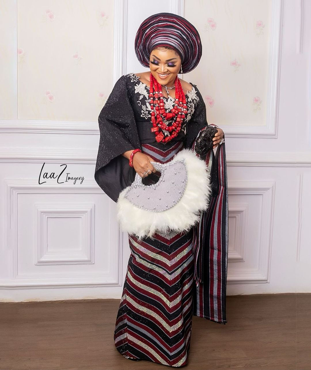 """Cultural Extranvaganza: Must-see Looks From The Premiere Of """"Ayinla"""" The Movie"""