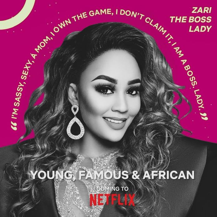 Netflix Enlists Peace Hyde as Producer Of Its First African Reality TV Series 'Young, Famous & African' – Starring Diamond Platnumz, Zari & More 2 MUGIBSON