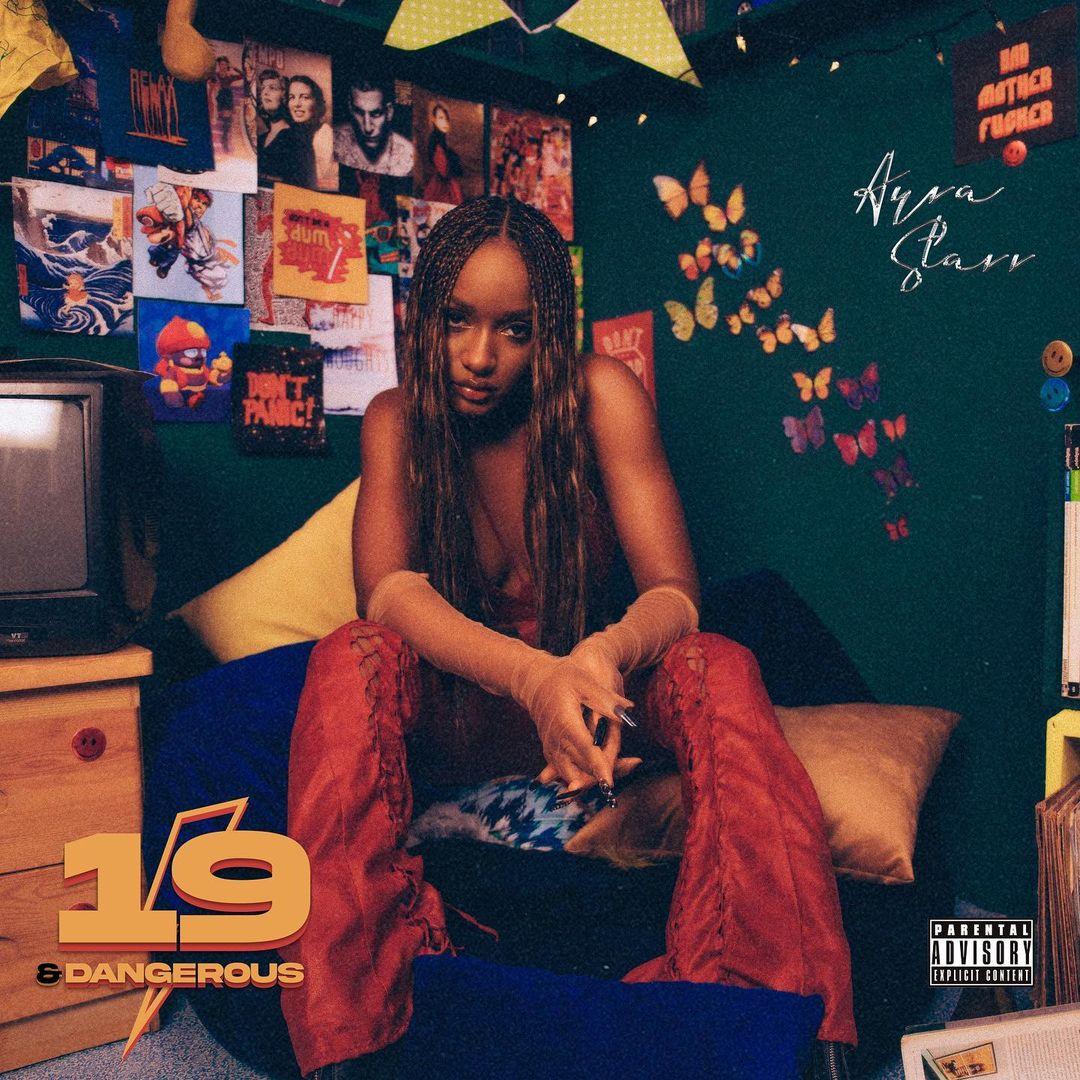 "Ayra Starr's Debut Album ""19 & Dangerous"" is Finally Here   Listen   BellaNaija"