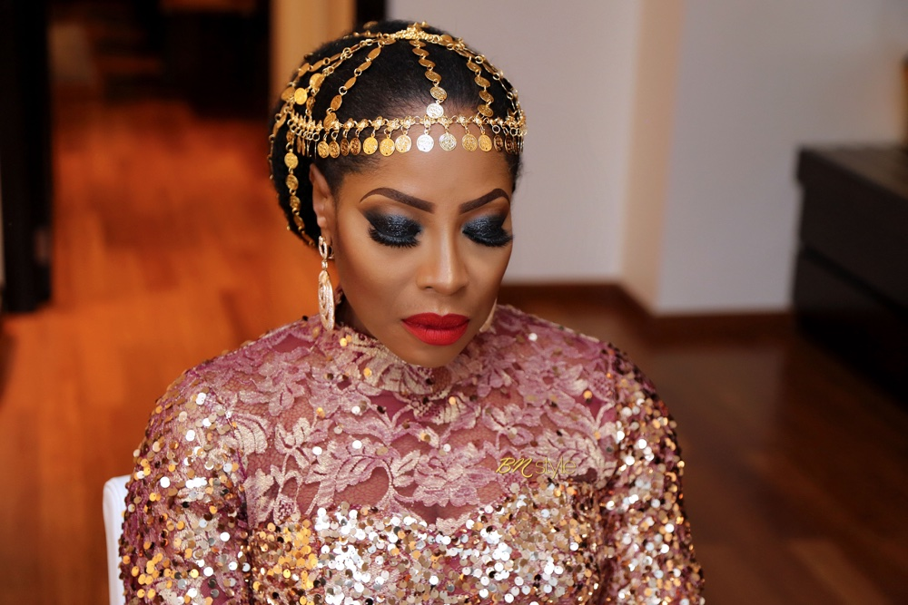 Get the Look: Mo Abudu as The Queen of Arabian Nights