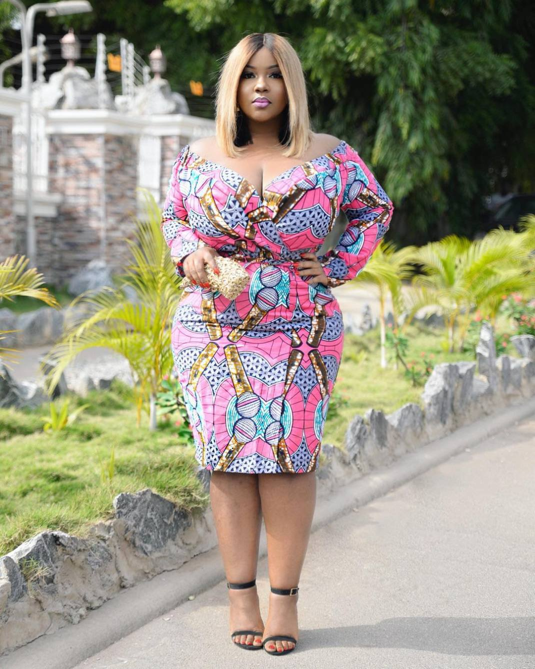 26872614 192902988122382 9021819993431474176 n - This Curvy Influencer Will Show You How To Look Stylish If You Are Plus Size