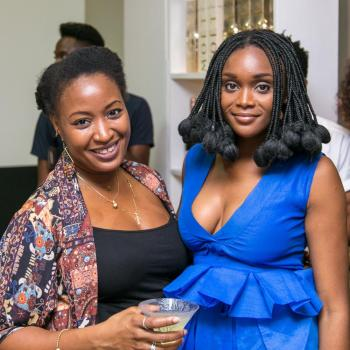 Temple Muse Celebrates women with Grey Projects 2018 Spring/Summer Collection - Ibadan Woman